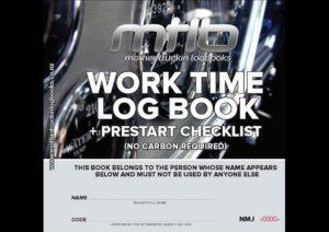 NMJ Worktime logbook